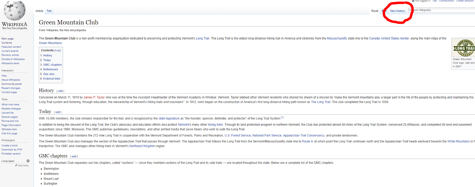 Who Keeps Editing My Wikipedia Page? How to Find Out Right Now